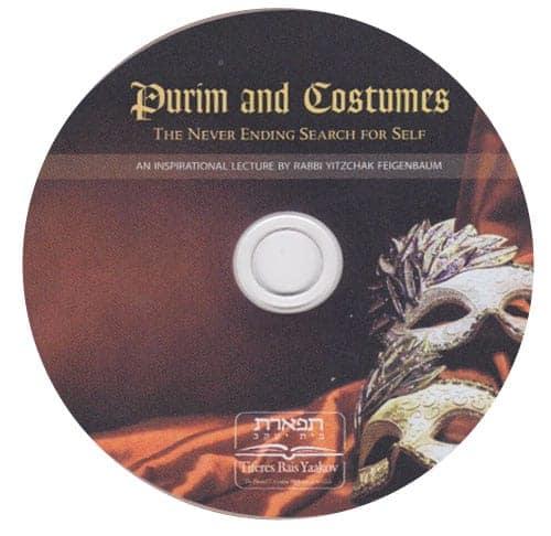 Purim and Costumes