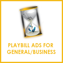 Playbill Ads for General/Business