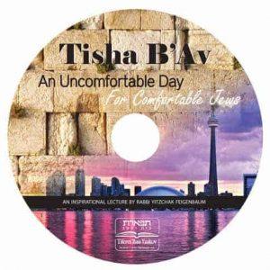 Tisha B'Av: An Uncomfortable Day For Comfortable Jews