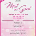 Meet and Greet for Grade 9 Mothers